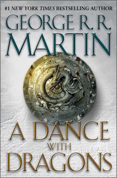 DANCE WITH DRAGONS IN PAPERBACK RELEASED