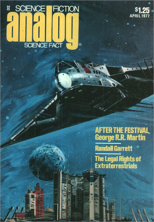 Analog Serialization, April 1977