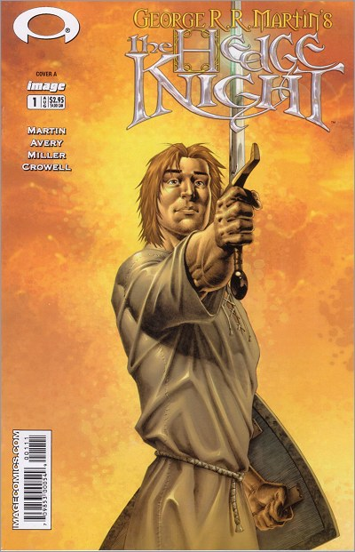 Image Comics, Issue 1 <br />Cover A, August 2003 (US),