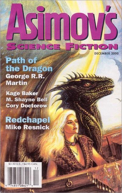 Asimov's December 2000 (US)