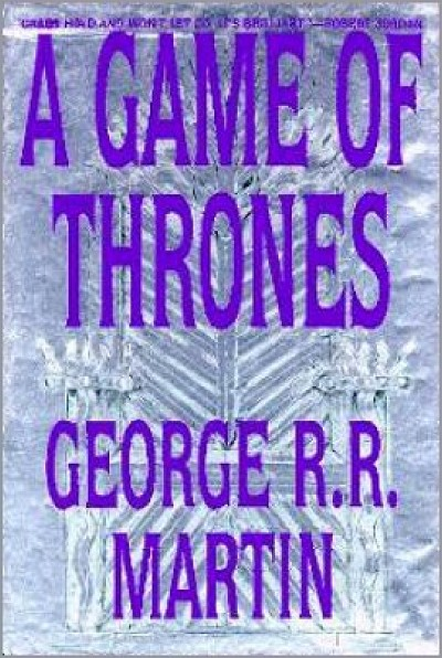 game of thrones bibliography