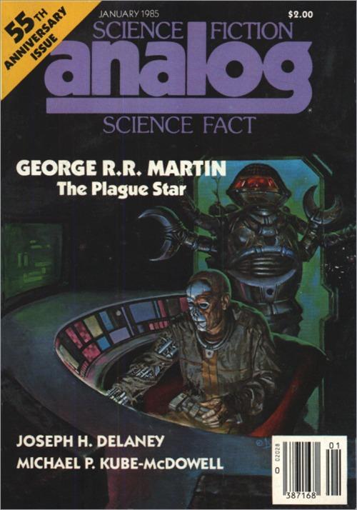 Analog, January 1985