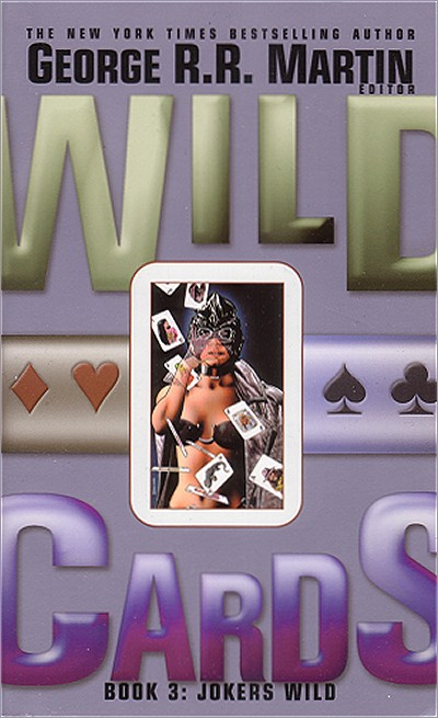 <i>Wild Cards III: Jokers Wild</i>,<br />iBooks Paperback 2004 (US),