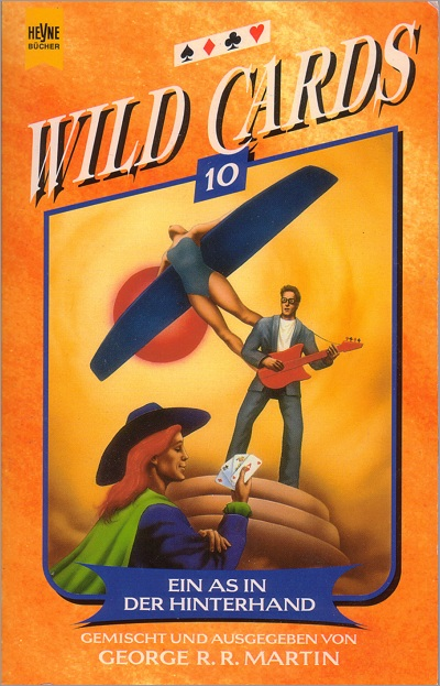 <i>Wild Cards VI:<br /> Ace in the Hole</i>,<br />Heyne Paperback <br />1999
