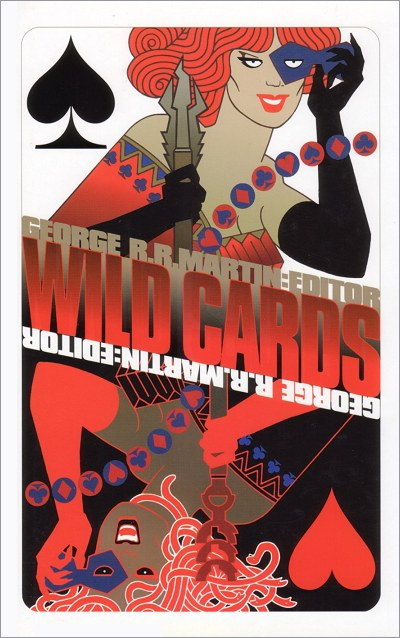 <i>Wild Cards XVI: <br />Deuces Down</i>,<br />ibooks Hardcover 2002 (US),