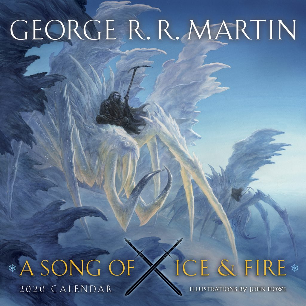 Song of Ice & Fire 2020 Calendar