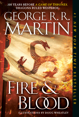 FIRE & BLOOD Comes to Paperback