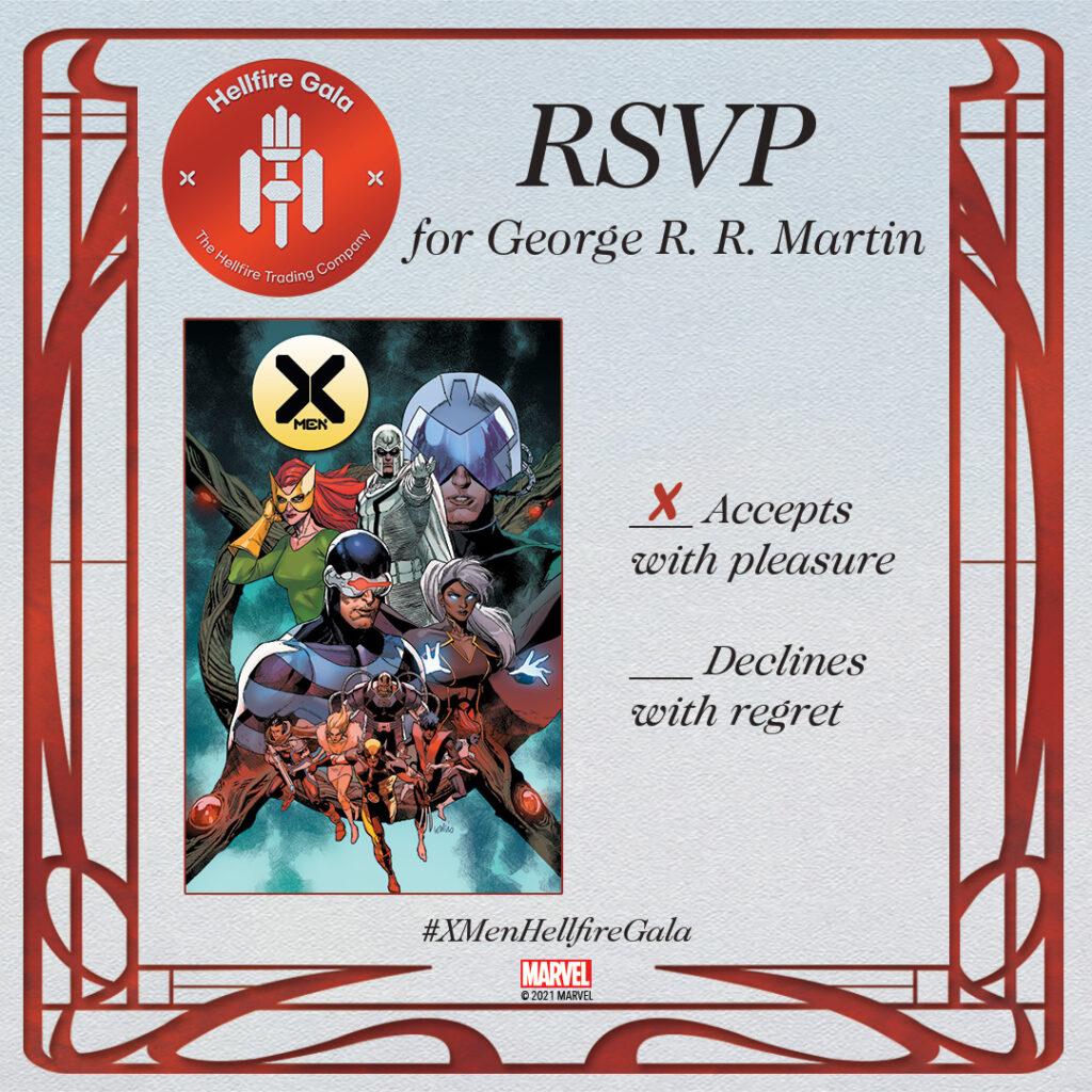 Meet me at the Hellfire Gala!