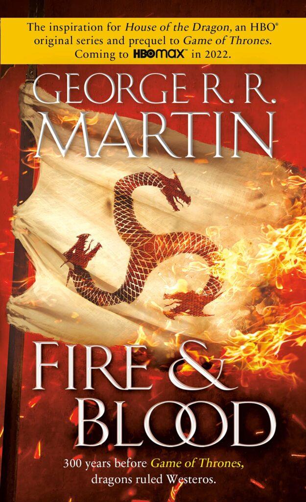 Mass Market Paperback of Fire & Blood Release