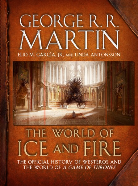 World of Ice and Fire jkt - ElioLinda 1